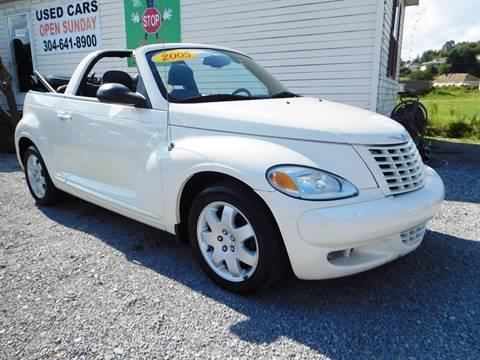 2005 Chrysler PT Cruiser for sale in Anmoore, WV