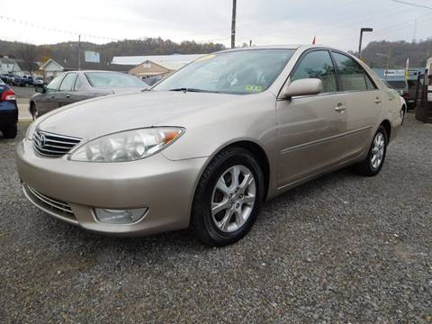 2006 Toyota Camry for sale in Anmoore, WV