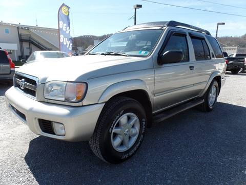 Used Nissan Pathfinder For Sale In West Virginia