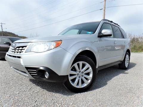 2011 Subaru Forester for sale in Anmoore, WV
