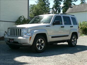 2008 Jeep Liberty for sale in Roy, WA