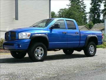 2008 Dodge Ram Pickup 2500 for sale in Roy, WA