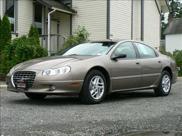 2002 Chrysler Concorde for sale in Roy, WA