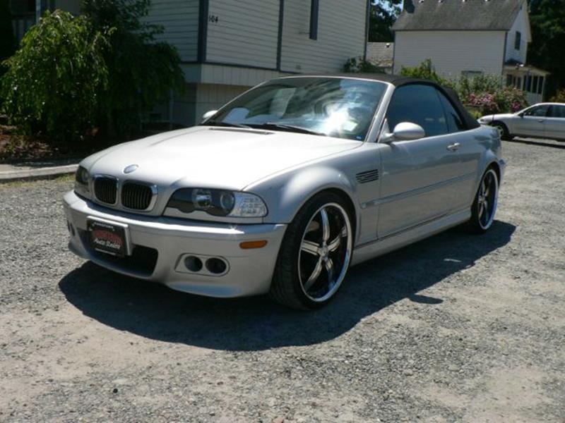 2005 BMW M3 2dr Convertible - Roy WA