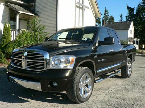 2007 Dodge Ram Pickup 1500 for sale in Roy, WA
