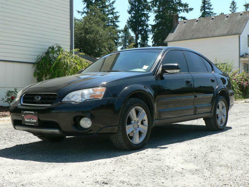 2006 Subaru Outback OUTBACK 3.0R LL BEAN - Roy WA