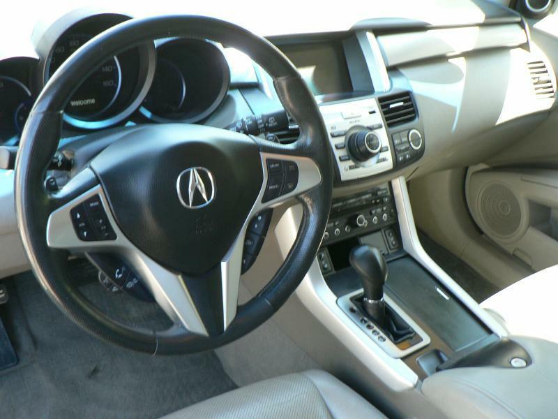 2007 Acura RDX SH-AWD 4dr SUV w/Technology Package - Roy WA