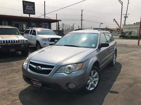 2009 Subaru Outback for sale in Roy, WA