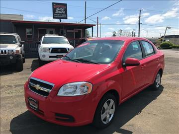 2010 Chevrolet Aveo for sale in Roy, WA