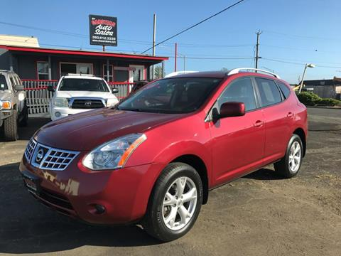 2009 Nissan Rogue for sale in Roy, WA