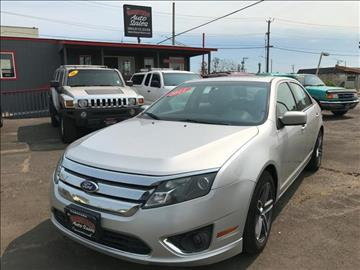 2011 Ford Fusion for sale in Roy, WA