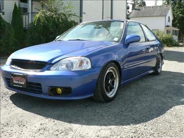 2000 Honda Civic for sale in Roy, WA