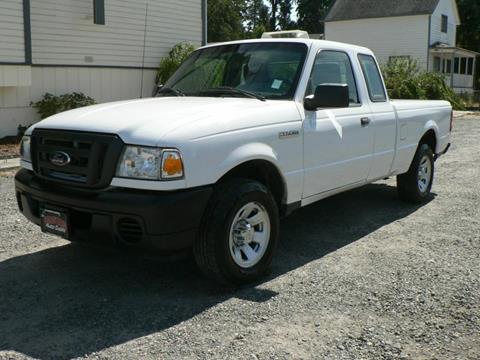 2010 Ford Ranger for sale in Roy, WA