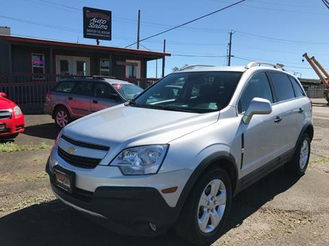 2013 Chevrolet Captiva Sport for sale in Roy, WA