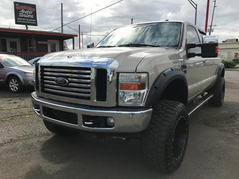 2010 Ford F-250 Super Duty for sale in Roy, WA