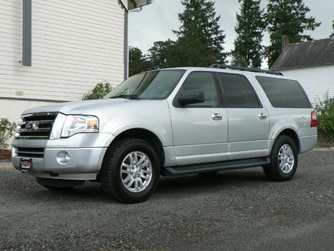 2014 Ford Expedition EL for sale in Roy, WA