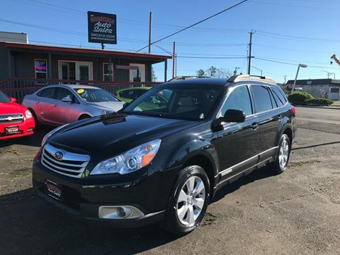 2012 Subaru Outback for sale in Roy, WA