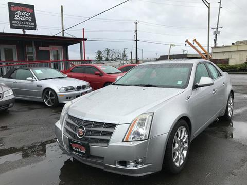 2008 Cadillac CTS for sale in Roy, WA