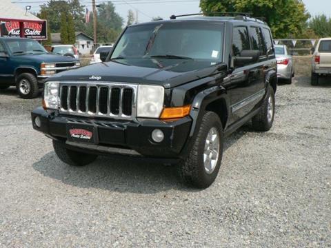 2006 Jeep Commander for sale in Athol, WA