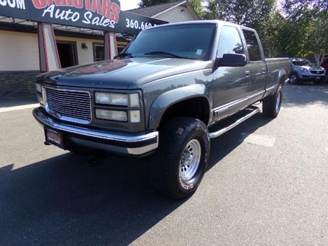 2000 GMC C/K 3500 Series for sale in Roy, WA