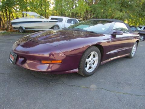 1996 Pontiac Firebird for sale in Roy, WA