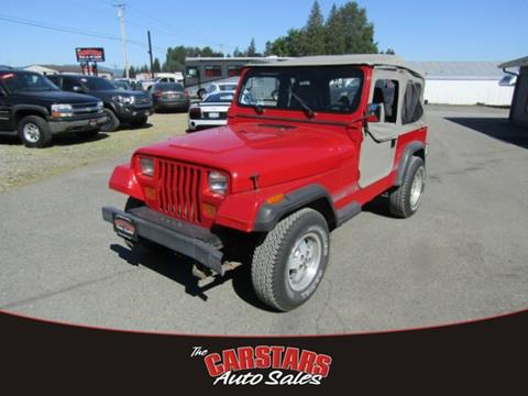 1994 Jeep Wrangler for sale in Athol, WA