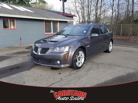 2009 Pontiac G8 for sale in Athol, WA