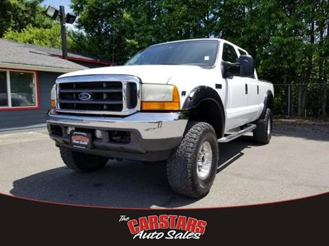 2001 Ford F-250 Super Duty for sale in Athol, WA