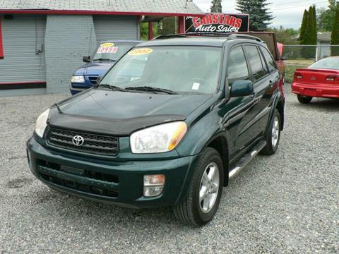 2002 Toyota RAV4 for sale in Roy, WA