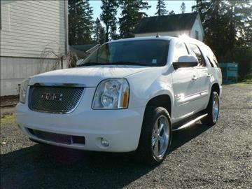 2007 GMC Yukon for sale in Roy, WA