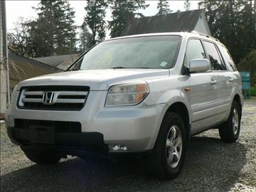2006 Honda Pilot for sale in Roy, WA