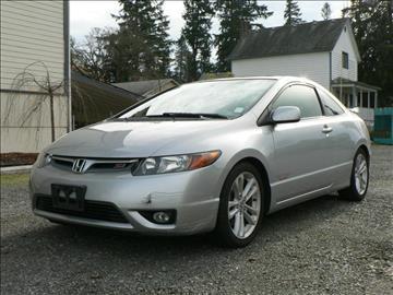 2006 Honda Civic for sale in Roy, WA
