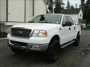 2005 Ford F-150 for sale in Roy, WA