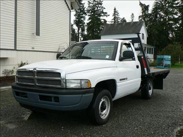 2001 Dodge Ram Pickup 1500 for sale in Roy, WA