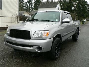2006 Toyota Tundra for sale in Roy, WA