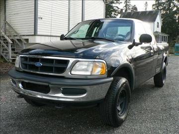 1997 Ford F-150 for sale in Roy, WA