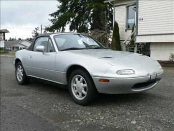 1990 Mazda MX-5 Miata for sale in Roy, WA