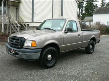 2005 Ford Ranger for sale in Roy, WA