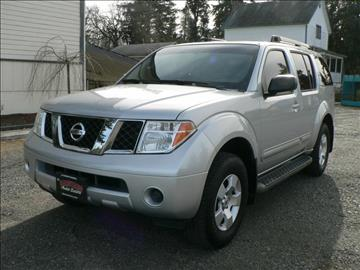 2007 Nissan Pathfinder for sale in Roy, WA