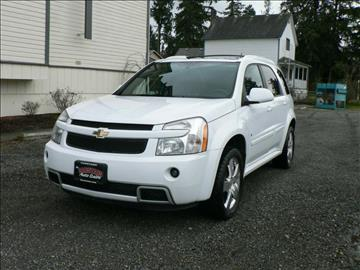 2008 Chevrolet Equinox for sale in Roy, WA