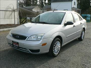 2006 Ford Focus for sale in Roy, WA
