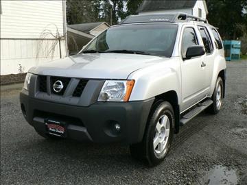 2007 Nissan Xterra for sale in Roy, WA