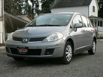 2007 Nissan Versa for sale in Roy, WA