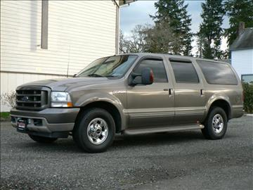 2003 Ford Excursion for sale in Roy, WA