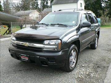 2005 Chevrolet TrailBlazer for sale in Roy, WA