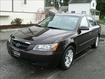 2006 Hyundai Sonata for sale in Roy, WA