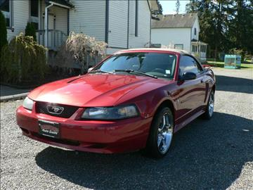 2003 Ford Mustang for sale in Roy, WA