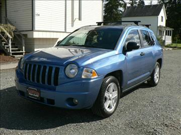 2007 Jeep Compass for sale in Roy, WA