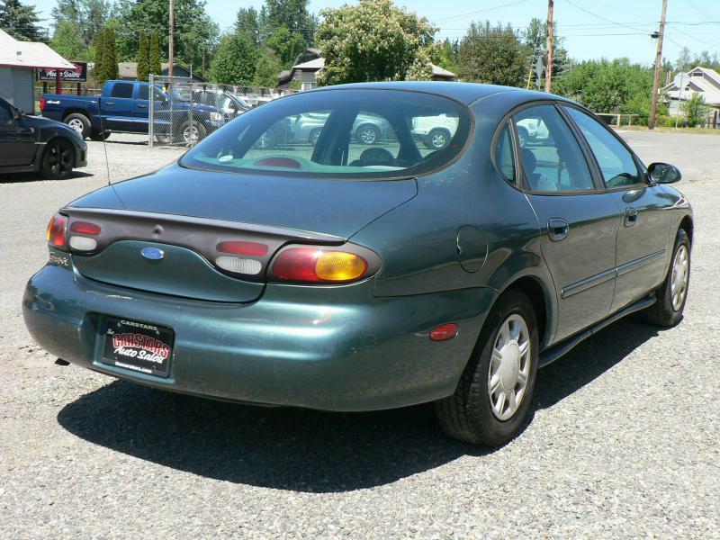 1997 Ford Taurus GL 4dr Sedan - Roy WA