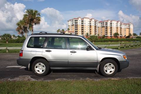2002 Subaru Forester for sale in Venice, FL